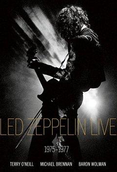 Livres Couvertures de Led Zeppelin Live