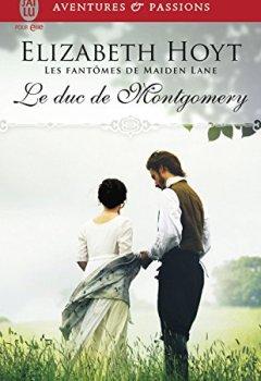 Livres Couvertures de Les fantômes de Maiden Lane (Tome 10) - Le duc de Montgomery