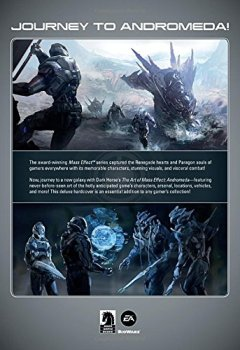 Livres Couvertures de The Art of Mass Effect: Andromeda