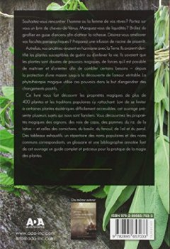 Livres Couvertures de Encyclopédie des plantes magiques