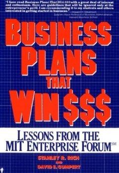 Livres Couvertures de Business Plans That Win: Lessons from the M.I.T.Enterprise Forum (Perennial Library) by Stanley R. Rich (1-Apr-1987) Paperback