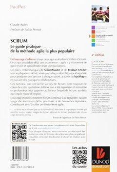 Livres Couvertures de Scrum - 4e éd.- Le guide pratique de la méthode agile la plus populaire