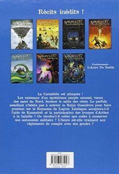 Livres Couvertures de Kaamelott, Tome 7 : Contre-Attaque En Carmélide
