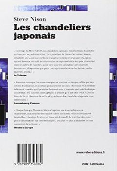 Livres Couvertures de Les Chandeliers japonais : Un guide contemporain sur d'anciennes techniques d'investissement venues d'extrême-orient