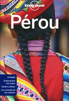 Livres Couvertures de Pérou - 6ed