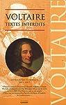 Voltaire : Textes interdits