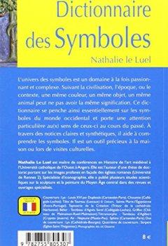 Livres Couvertures de Dictionnaire des symboles