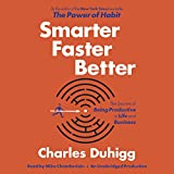 by Charles Duhigg (Author), Mike Chamberlain (Narrator), Random House Audio (Publisher)  (128)  Buy new:  $28.00  $20.95