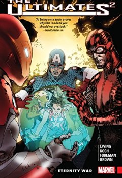 Livres Couvertures de Ultimates 2 Vol. 2: Eternity War