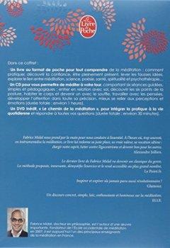 Livres Couvertures de Pratique de la méditation (Coffret Livre+ CD audio+DVD)