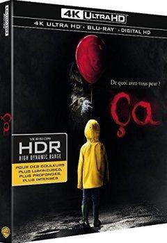 Livres Couvertures de ça (2017) – Edition Prestige – Blu-ray 4k + Blu-ray