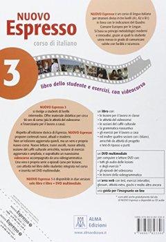 Livres Couvertures de Nuovo Espresso: Libro studente 3