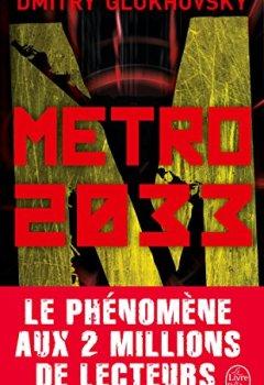 Livres Couvertures de Métro 2033
