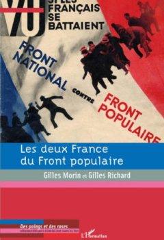 Livres Couvertures de Les deux France du Front populaire : Chocs et contre-chocs