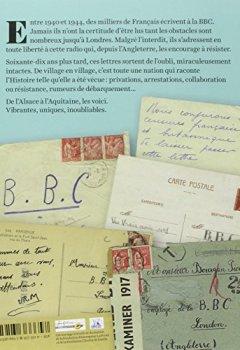 Livres Couvertures de Je vous écris de France