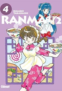 Livres Couvertures de Ranma 1/2 - Édition originale - Tome 04