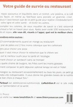 Livres Couvertures de Le bon choix au restaurant
