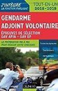 Gendarme adjoint volontaire - 2018-2019 - Epreuves de sélection GAV - Catégorie C Tout en un: Epreuves de sélection GAV - Catégorie C - Tout-en-un