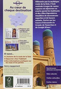 Livres Couvertures de Asie Centrale - 4ed
