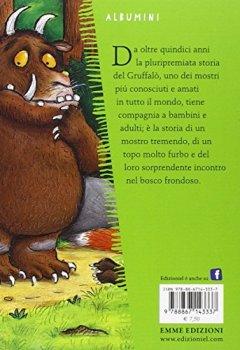 Copertina del libro di Il Gruffalò
