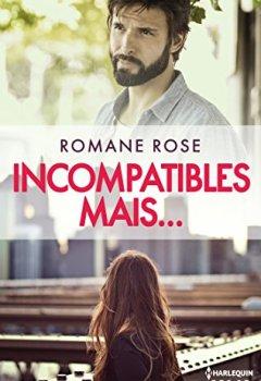 Livres Couvertures de Incompatibles mais... : Une romance actuelle (HQN)
