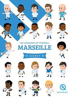 Livres Couvertures de Les légendes du football Marseille
