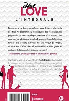 Livres Couvertures de Hot Love l'intégrale: La comédie romantique garantie 100% fou-rire !