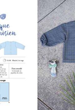 Livres Couvertures de C'est un garçon ! Trousseau couture pour les garçons de 3 mois à 3 ans