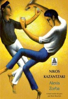 Livres Couvertures de Alexis Zorba