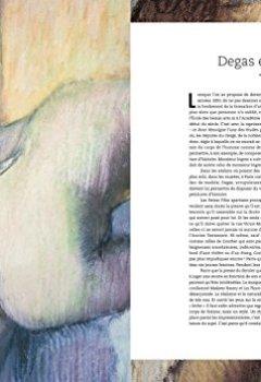 Livres Couvertures de Les 100 tableaux qui racontent Degas