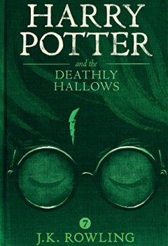 Livres Couvertures de Harry Potter and the Deathly Hallows