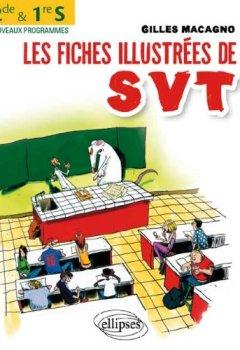 Livres Couvertures de Les Fiches Illustrées de SVT 2de & Première S