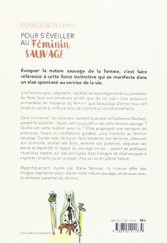 Livres Couvertures de Rituels de femmes pour s'éveiller au feminin sauvage