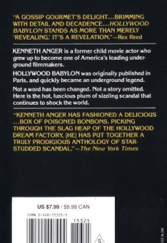 Livres Couvertures de Hollywood Babylon: The Legendary Underground Classic of Hollywood's Darkest and Best Kept Secrets