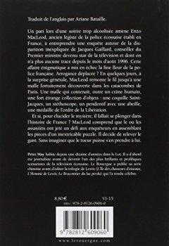 Livres Couvertures de Le mort aux quatre tombeaux
