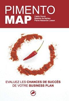 Livres Couvertures de Pimento Map: Evaluez les chances de succès de votre business plan