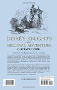 Livres Couvertures de Dore's Knights and Medieval Adventure