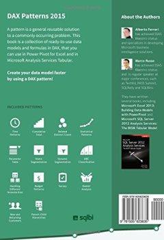 Livres Couvertures de DAX Patterns 2015