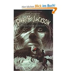 Percy Jackson, Band 5: Percy Jackson - Die letzte Gttin