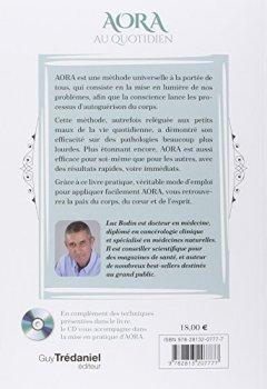 Livres Couvertures de AORA au quotidien (1CD audio)