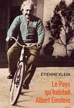 Livres Couvertures de Le pays qu'habitait Albert Einstein