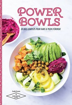 Livres Couvertures de Power bowl