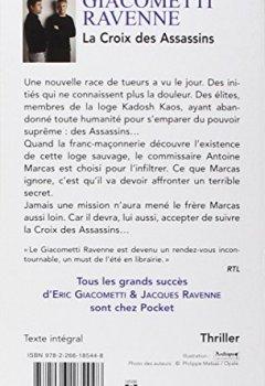 Livres Couvertures de La Croix des Assassins (Poche)