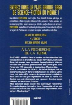 Livres Couvertures de À la recherche de la Terre - Perry Rhodan (1)