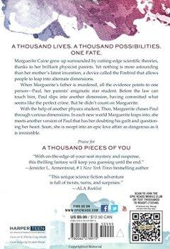 Livres Couvertures de A Thousand Pieces of You