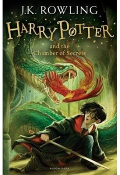 Buchdeckel von [(Harry Potter and the Chamber of Secrets)] [ By (author) J. K. Rowling ] [September, 2014]