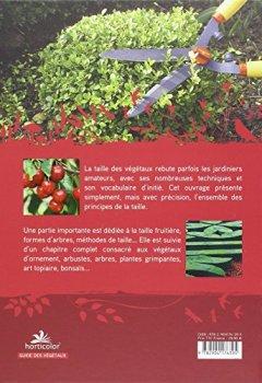 Livres Couvertures de La taille tranquille des végétaux fruitiers et d'ornement
