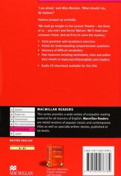 Portada del libro deMR (I) Sign of Four, The (Macmillan Readers 2005)