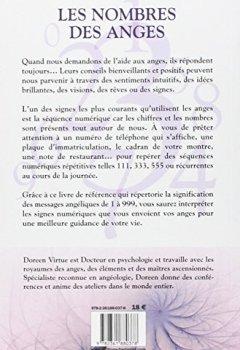 Livres Couvertures de Les nombres des anges 101 : La signification de 111, 123, 444 et autres séquences numériques