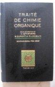 Livres Couvertures de Traité de chimie organique, tome XIV